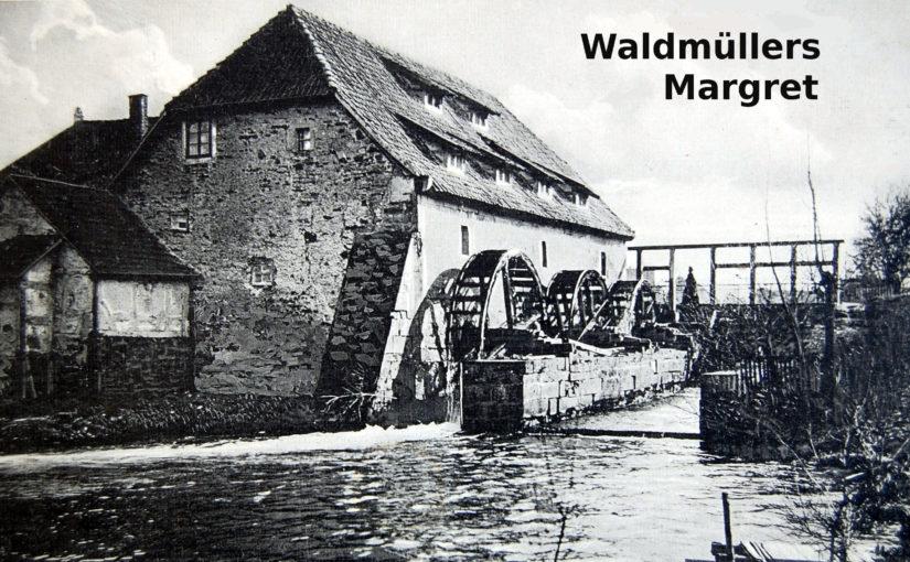 """""""Waldmüllers Margret"""", die Schaumburger Oper …"""