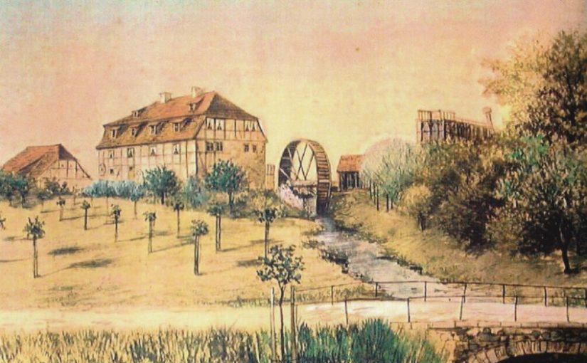 Der ehemalige Salinenbetrieb in Rodenberg