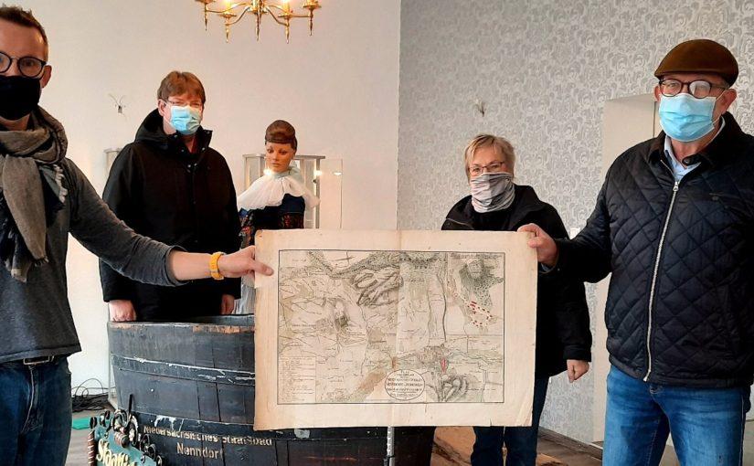 Ein Highlight für das Museum Bad Nenndorf …