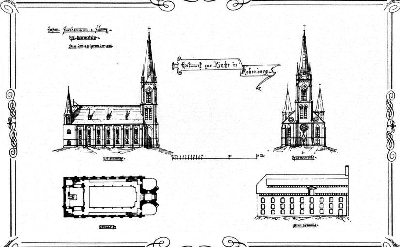 Stadtkirche: eine Korrektur und ein Auswanderer …