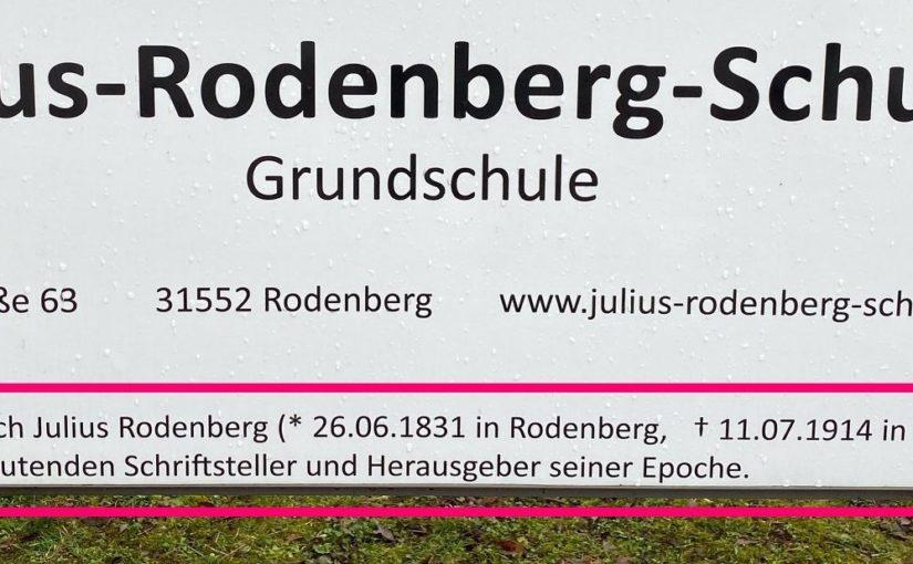 War Julius Rodenberg ein Verleger?