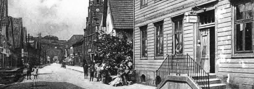 Die Vorortgemeinde Mühlenstraße